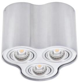 Kanlux 25802 - Lampa spot BORD 3xGU10/25W/230V crom