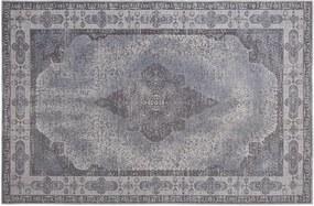 Covor din bumbac Ustica Ash Grey (160 x 240 | 200 x 290) | DE DIMORA - 200x290