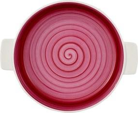 Vas ceramic rotund Villeroy & Boch Clever Cooking 24cm roz