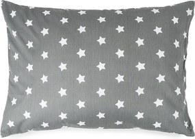 Faţă de pernă 4Home Stars, gri, 50 x 70 cm, 50 x 70 cm