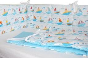 BABY Set 4 Aparatori de patut Pe mare