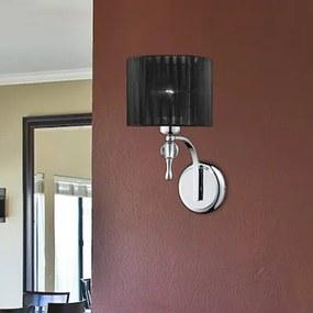 AZzardo Impress Wall Black AZ0501