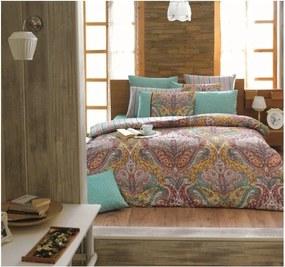 Lenjerie de pat cu cearșaf pentru pat dublu Quilt 268, 200 x 220 cm