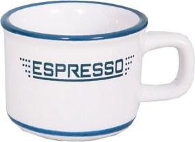 Ceașcă pentru espresso Antic Line Tasse, alb