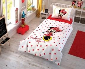 Lenjerie de pat Tac Disney Minnie Mouse Canlandir