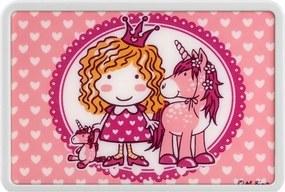 """Lampa de veghe cu leduri colorate KidsLight Creative """"Unicorn"""" REER 5277"""