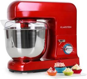 Klarstein TK2-Gracia Rossa robot de bucătărie 1000 W roșu