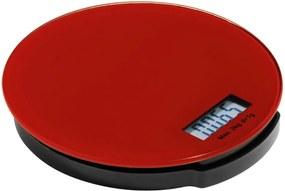Cântar de bucătărie digital Premier Housewares Zing, roșu