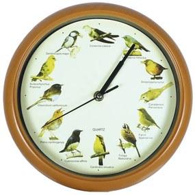 Ceas cu sunete de păsări