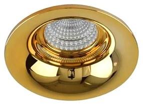 Azzardo AZ1482 - Lampă încastrată ADAMO 1xGU10/50W/230V