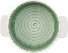 Vas ceramic rotund Villeroy & Boch Clever Cooking 15cm verde