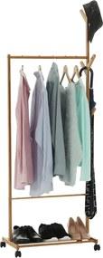 Stander haine, bambus, lăţime 60 cm, VIKIR TYP 1