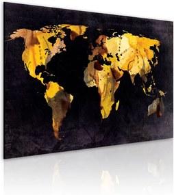 Tablou - If the World were a desert... 60x40 cm