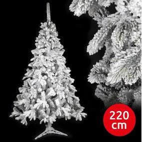 Brad de crăciun RON 220 cm molid