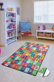 Covor pentru copii Numbers - 140 x 190 cm