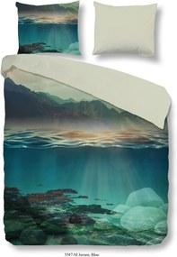 Lenjerie de pat din micropercal Muller Textiels Metso, 200 x 240 cm
