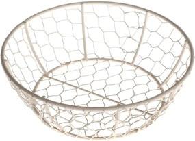 Coș din metal Dakls Easter, ⌀ 18 cm