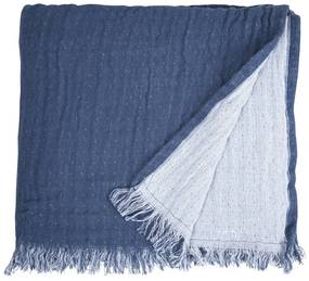 Patura Tom Tailor Fringed, 170 x 130 cm