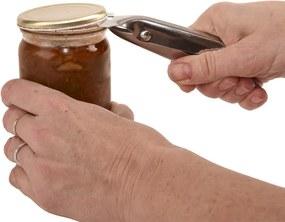 Deschizător din inox pentru borcane de conserve