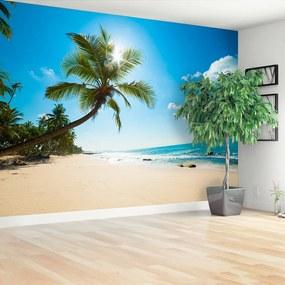 Fototapet tropical Beach