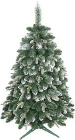 brad artificial de craciun - platinum pine munte 180 cm
