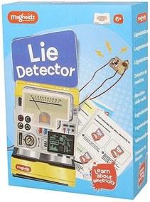 Set experimente - Detectorul de minciuni