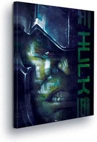 GLIX Tablou - Hulk Marvel Avengers 100x75 cm
