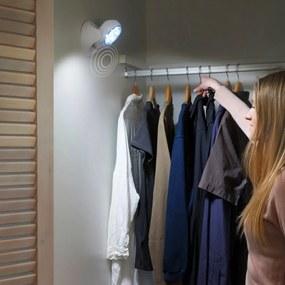 Lumină LED cu senzori pentru perete InnovaGoods