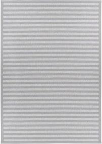 Covor reversibil Narma Viki, 140 x 200 cm, gri