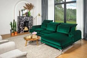 Coltar Galla Chester verde 172/305/79 cm