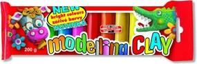 Plastilina 10 culori 200g KOH-I-NOOR