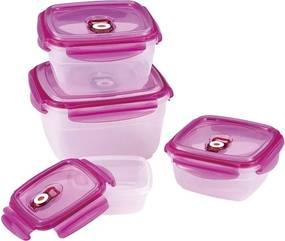 Set 4 caserole Bergner Food