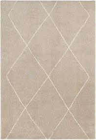 Covor Elle Decor Glow Massy, 80 x 150 cm, bej - crem