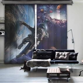 Set 2 draperii Curtain Sado, 140 x 260 cm