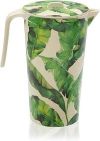 Carafă din bambus Versa Leaves