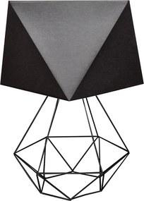 Lampa de masa ADAMANT SMALL 1xE27/60W/230V negru