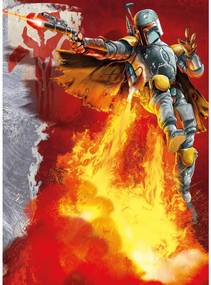 Komar Fototapet - STAR WARS Boba Fett
