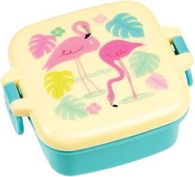 Cutie pentru gustări Rex London Flamingo Bay