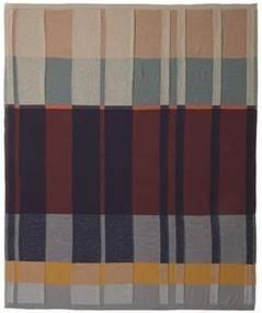 Patura Medley Knit - Bumbac Multicolor L(160 cm) W(120 cm)