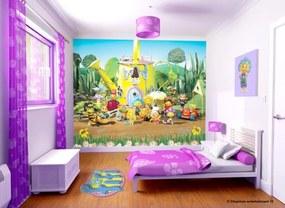 Walltastic Fifi - fototapet pe perete 305x244 cm