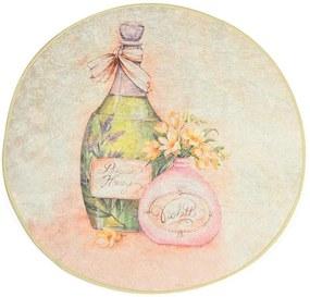 Covor pentru bucatarie Rotund Violeta DJT  - 100 cm